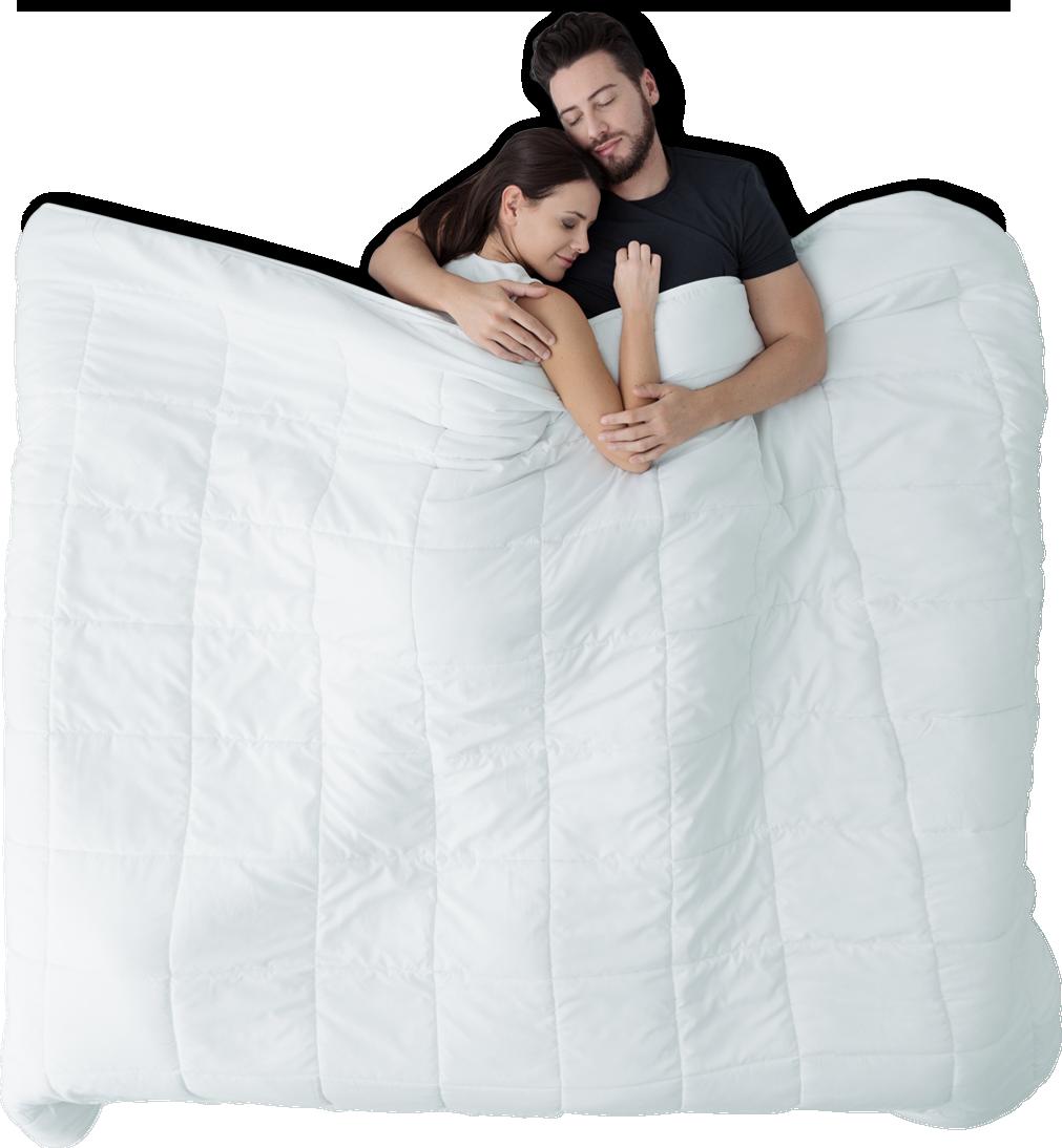 Luca e Anna amanti del sonno